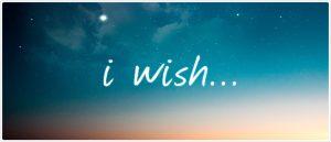 گرامر wish در زبان انگلیسی